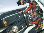 Vettel race suit